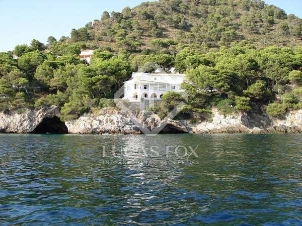 Villa de en venta en la Costa de Los Pinos, este de Mallorca.