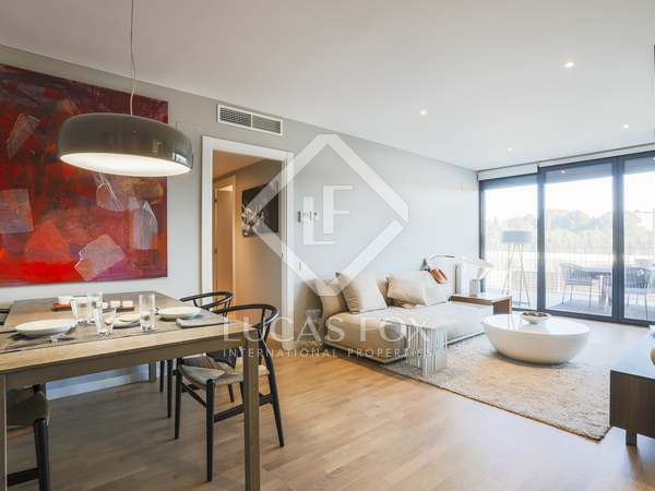 145m² Apartment with 16m² terrace for sale in Sant Cugat