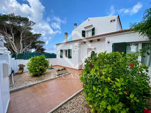 195 m² house for sale in Menorca, Spain