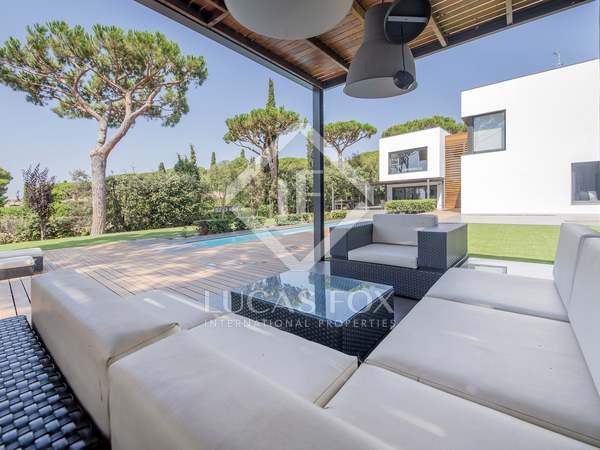 Maison / Villa de 444m² a vendre à Sant Andreu de Llavaneres
