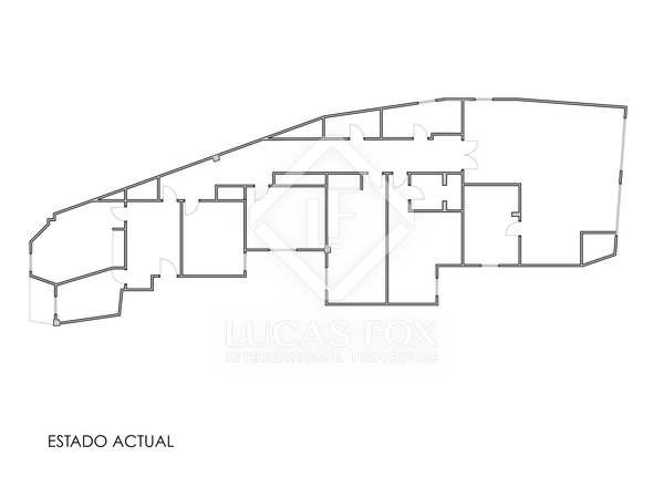 Piso de 241m² en venta en El Pla del Remei, Valencia