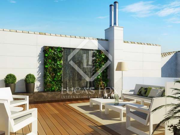 Brand new 4-bedroom penthouse for sale in Justicia
