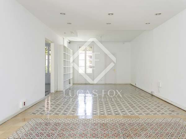 Edificio con 50 m² de terraza en alquiler en Sant Gervasi - La Bonanova