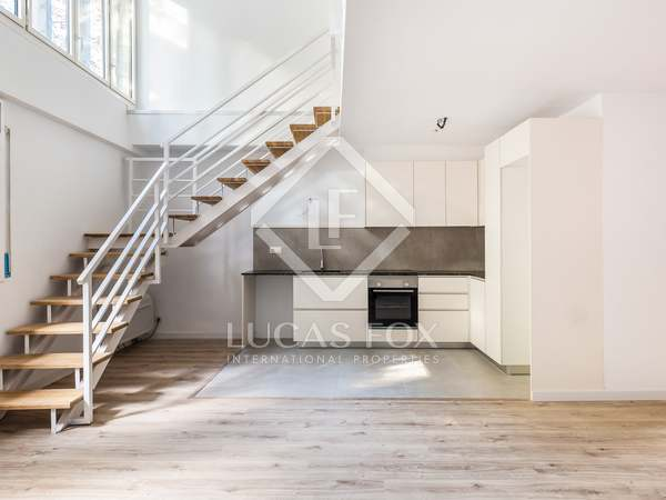 84m² Loft for sale in Poblenou, Barcelona