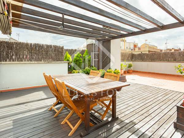 148m² Apartment with 120m² terrace for sale in Sant Antoni