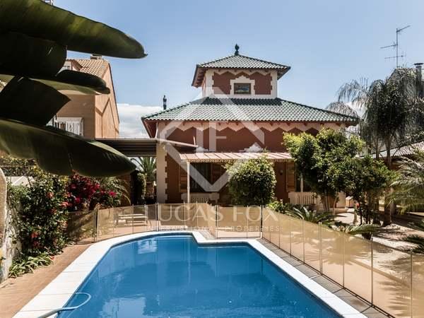 Casa en alquiler en Playa de la Malvarrosa, Valencia