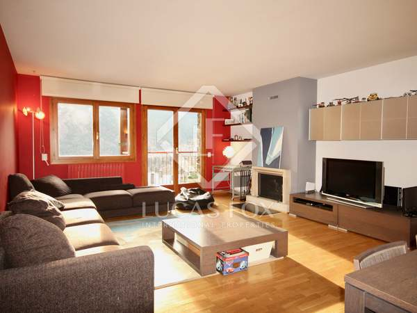 123 m² apartment with 70 m² garden for sale in La Massana