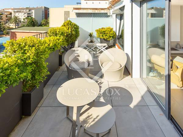 174m² Penthouse with 32m² terrace for sale in Sant Gervasi - Galvany