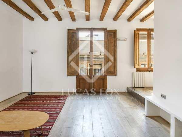 120 m² apartment for rent in El Born, Barcelona