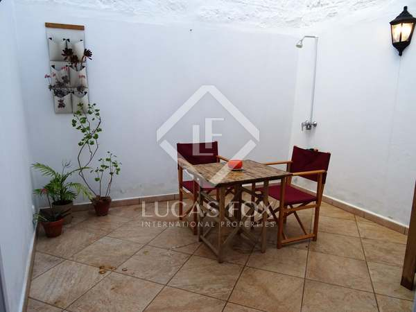 Charming renovated house for sale in Ciudadela, Menorca