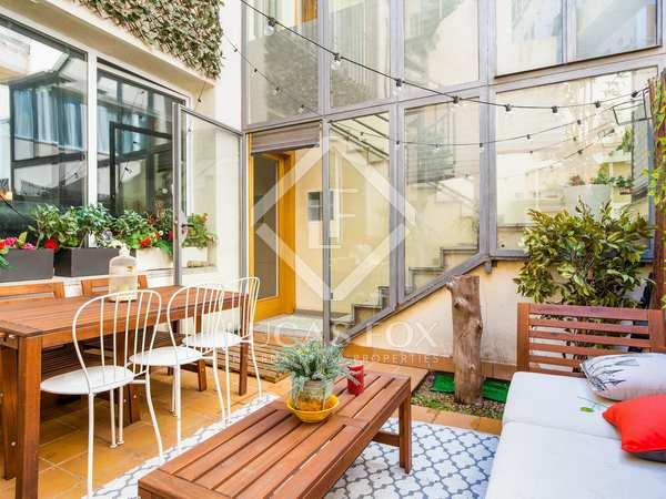 93m² Loft mit 55m² terrasse zum Verkauf in Sant Gervasi - Galvany