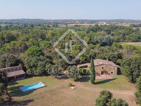 546m² Country house for sale in Baix Empordà, Girona