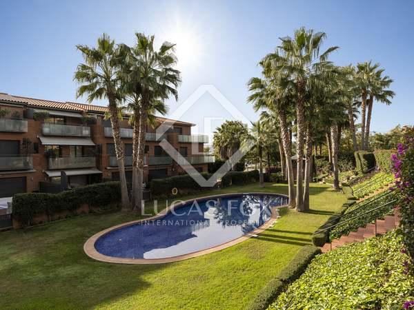 Maison / Villa de 214m² a vendre à Sitges Town avec 35m² terrasse