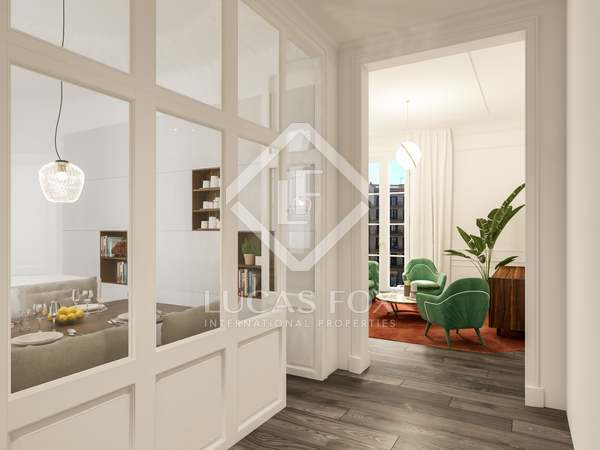 138 m² apartment for sale in Eixample Right, Barcelona