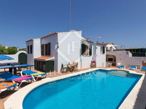 206m² House / Villa for sale in Ciudadela, Menorca