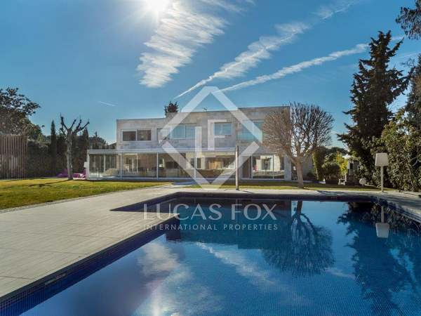 772m² House / Villa for sale in Pozuelo, Madrid