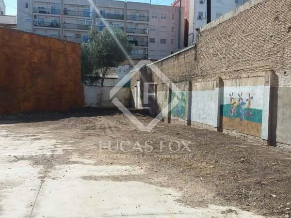 5,852m² Plot till salu i Ruzafa, Valencia