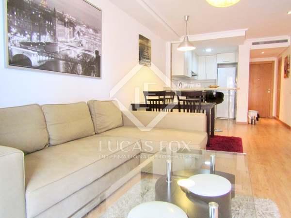 Piso de 64m² con terraza de 8m² en venta en Patacona
