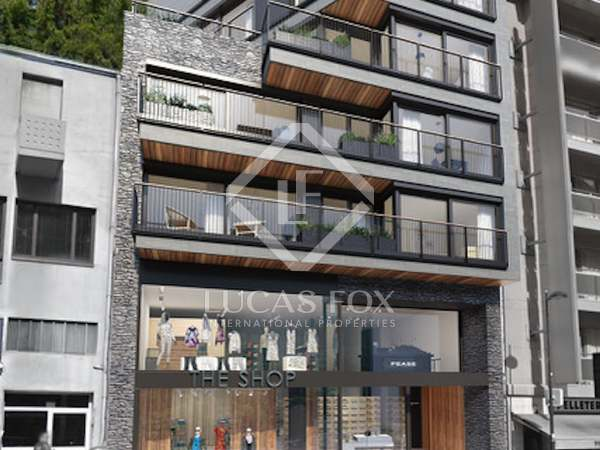 Piso de 186m² en alquiler en Andorra La Vieja, Andorra