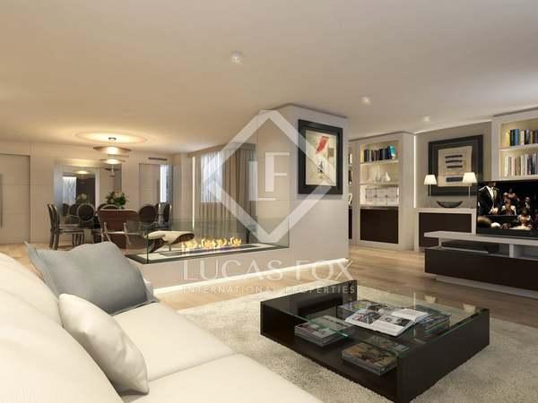 Ático nuevo de 3 dormitorios con terraza, Madrid