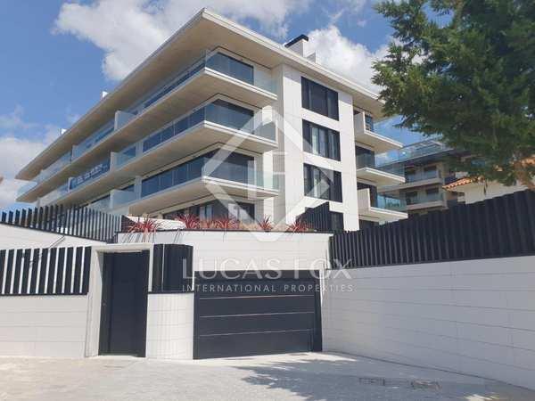 Ático de 273 m² con 163 m² de terraza en venta en Pontevedra