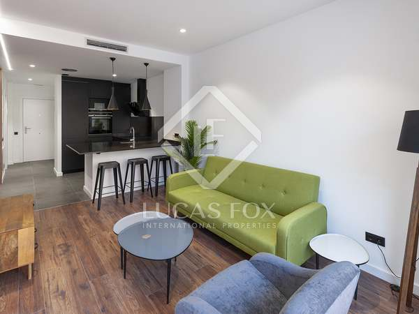 64m² Apartment with 6m² terrace for sale in Poblenou