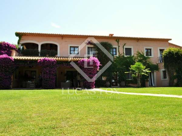 Luxury villa for sale in east Mallorca, near Manacor.