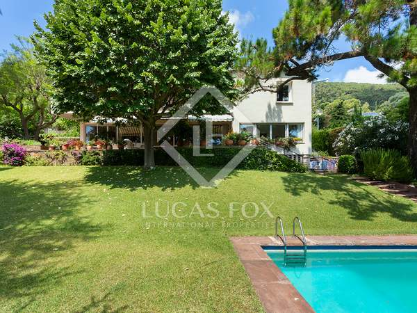 713m² House / Villa for sale in Pedralbes, Barcelona