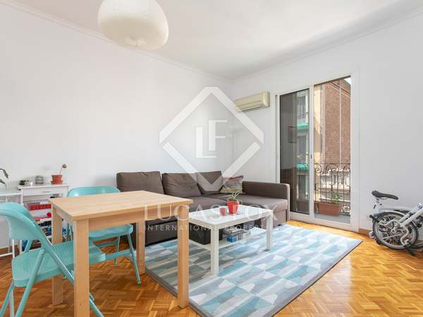 75m² Apartment for sale in Gràcia, Barcelona