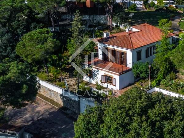 357m² House / Villa for sale in Cabrils, Barcelona