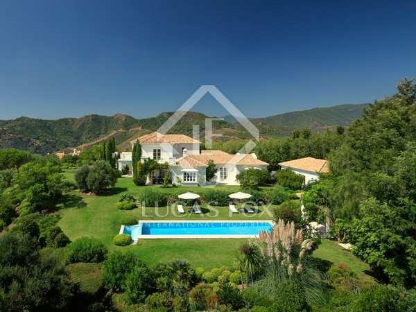 693m² House / Villa for sale in La Zagaleta, Costa del Sol