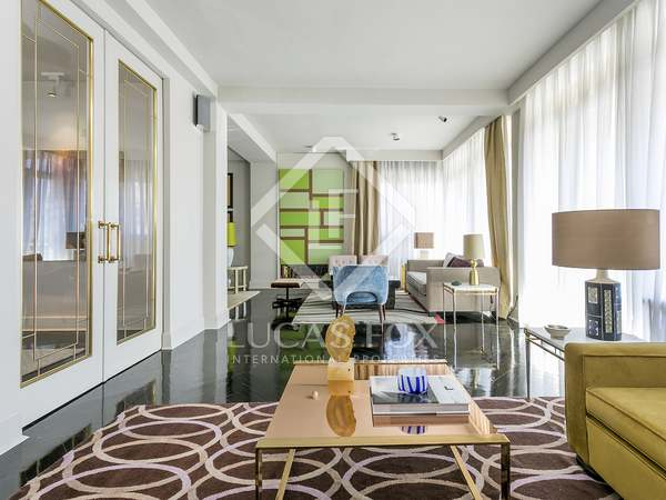 189m² apartment for rent in Tres Torres, Barcelona