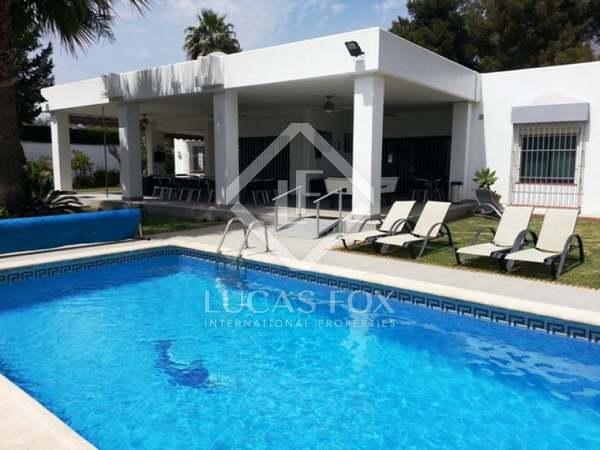 Villa en venta en la Milla de Oro, Marbella