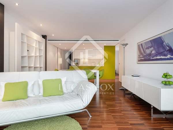 Appartement van 120m² te huur met 10m² terras in Barceloneta