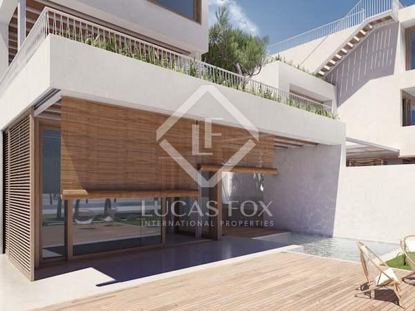 Neues Haus mit Schwimmbad zum Verkauf in Colonia Sant Jordi, Mallorca