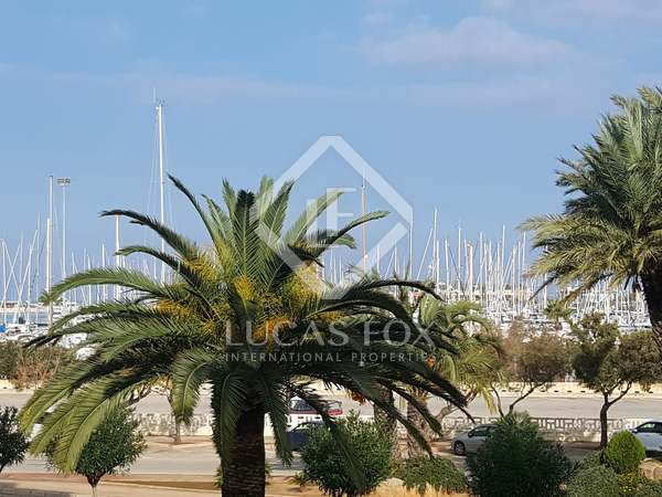 Seafront apartment for sale in Denia