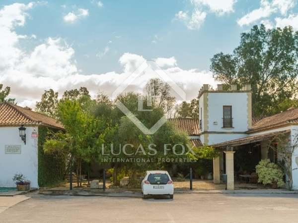 Stor andalusisk herrgård till salu i närheten av Jerez, Andalusien