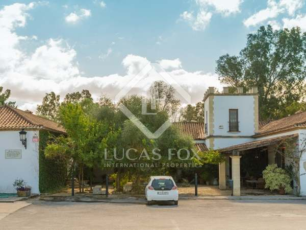 Hotel di 1,000m² in vendita a Cádiz / Jerez, Andalucía
