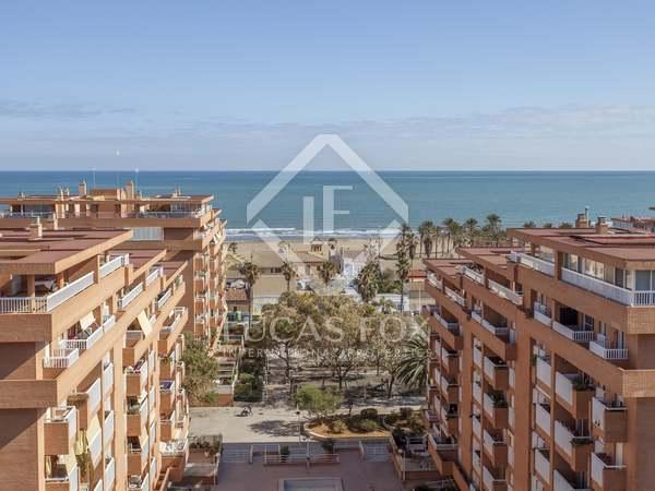 Penthouse de 180m² with 140m² terraço à venda em Patacona / Alboraya