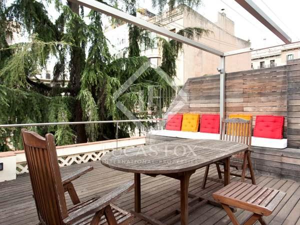 Casa en venta en el exclusivo barrio del Eixample de Barcelona