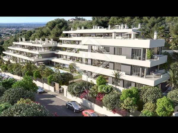 Appartement van 162m² te koop met 98m² Tuin in Los Monasterios