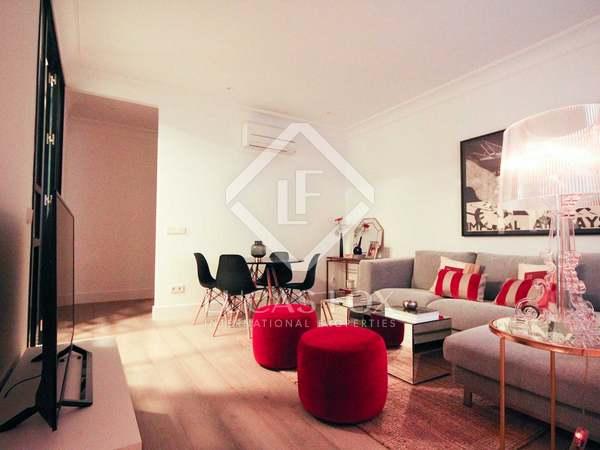 Apartamento de 83 m² en alquiler en Almagro, Madrid