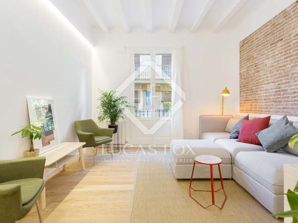 90 m² apartment for sale in Gracia, Barcelona