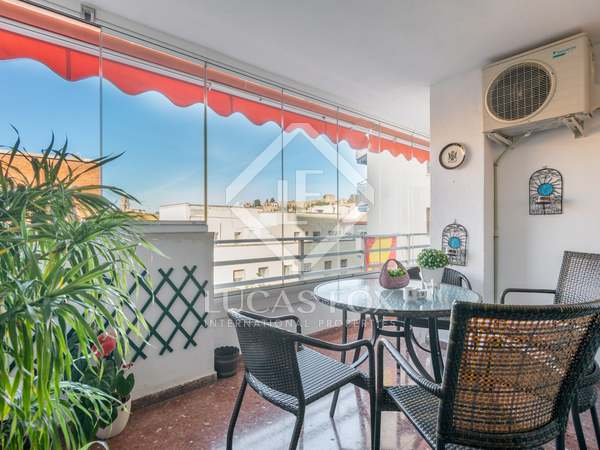 153m² Apartment for sale in Centro / Malagueta, Málaga