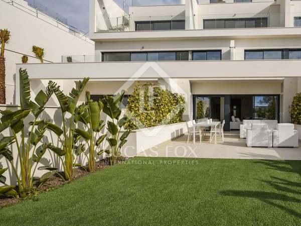 Piso de 155m² con 20m² de jardín en venta en Alicante ciudad