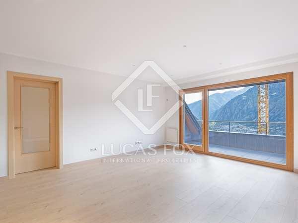 143 m² apartment with a terrace for sale in Andorra la Vella