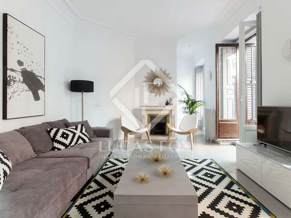 137 m² apartment for sale in Sol, Madrid
