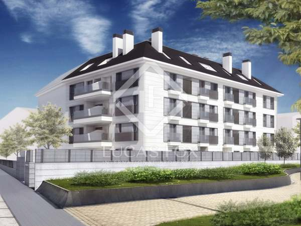 109m² Apartment with 10m² terrace for sale in Pozuelo
