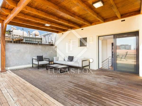 103m² Dachwohnung mit 101m² terrasse zum Verkauf in Sant Gervasi - La Bonanova