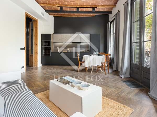 Appartement van 92m² te koop met 8m² terras in Eixample Rechts